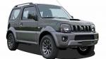 Kategorie Jeep Economic - Suzuki Jimny oder ähnlich